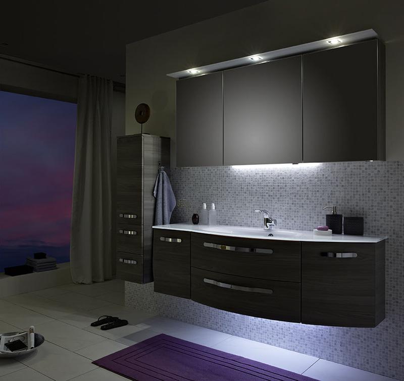 pelipal badm bel solitaire 7005 05 glas waschtisch 152. Black Bedroom Furniture Sets. Home Design Ideas